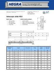 HG8 Englisch_a - Hegra Linear