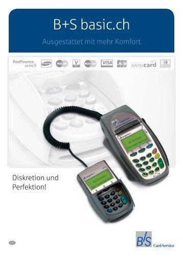 swisscard - B+S Card Service