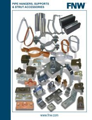 Cooper B-Line Pipe Hangers & Supports - Dixie Construction Products
