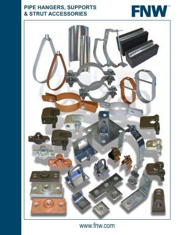 Pipe hangers, supports & strut accessories - Ferguson Enterprises, Inc.
