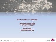 Mogens Kornbo og Karen Mosbech - Dansk Facilities Management