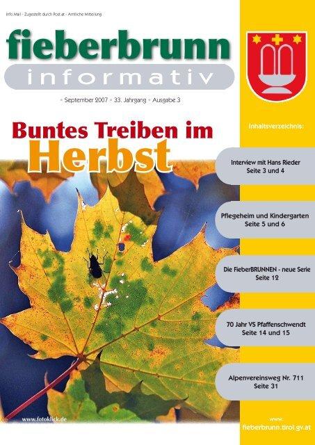 Datei herunterladen - .PDF - Fieberbrunn
