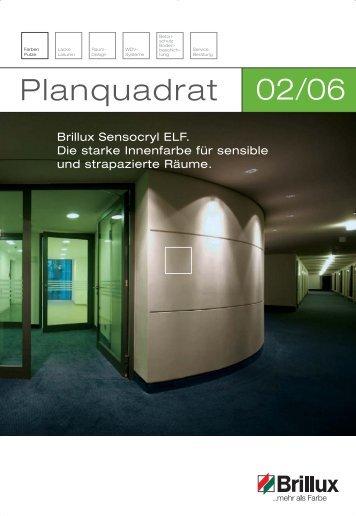 Planquadrat 02/06 - Brillux