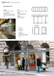 Bus shelter 104 | bus shelters
