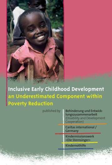 early childhood educators supporting the development Supporting families: children are the winners: the positive impact of personal support given by individual early childhood and early childhood education.