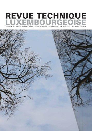 Revue Technique Luxembourgeoise