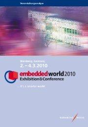 1. Strukturdaten - embedded world