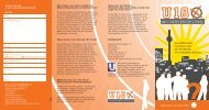 Flyer im Wickelfalz (pdf, 600 kb) - Spinnenwerk