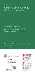 Prog. Hepatitis virales B y C 2.qxd:Programa de mano