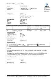 TEILEGUTACHTEN nach §19(3) StVZO Nummer ... - Teile-billiger.de