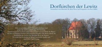 Dorfkirchen der Lewitz