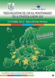 Pt_10)_allegato_terza relazione di monitoraggio del CdR ... - Europa
