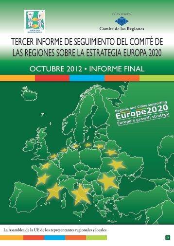 Pt_1) anexo_Tercer informe de seguimiento del CDR ... - Europa