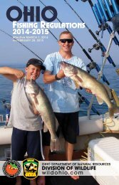 Fishing Regulations - Ohio Department of Natural Resources