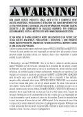 MANUALE D'USO DEI KITE ITALIANO - Cabrinha - Page 3