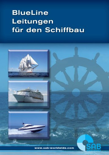 leitungen für den schiffbau - Handling