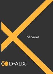Catalogo de Servicios D-ALiX - Instituto Tecnológico y de Energías ...