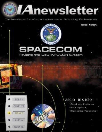 also inside— - IAC - Defense Technical Information Center