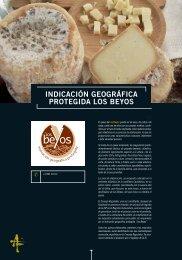 INDICACIÓN GEOGRÁFICA PROTEGIDA LOS BEYOS - Asturex
