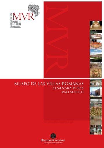 Villa Romana de Almenara-Puras - Diputación de Valladolid