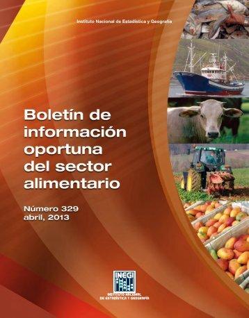 BoletinAlimentarioAbr13 - Financiera Rural