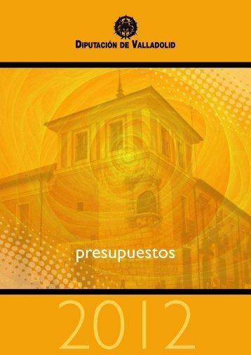 presupuestos - Diputación de Valladolid