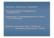 Integration fördern - Stadt Schwerte