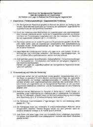 Richtlinien für Fahrten und Lager - Samtgemeinde Papenteich