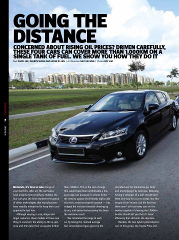 Mar - Apr 2012 - Automobile Association of Singapore
