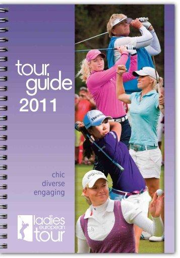 chic diverse engaging - Ladies European Tour
