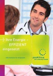 Arztpraxen - proKlima Hannover