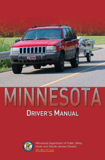 Drivers Manual - Le Sueur County, Minnesota