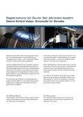 Unsere Leistungen, unsere Produkte - Daume Regelarmaturen Gmbh - Page 2