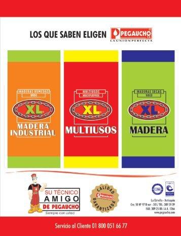 Forestal El Samán Campano - Revista El Mueble y La Madera