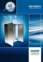 NEW PRODUCTS - Eldon
