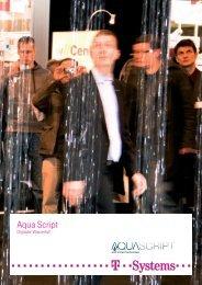 Aqua Script - Bonner Fachtagung