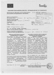 Partnersuche aus Friaul Julisch Venetien - Interreg IV Italia – Austria