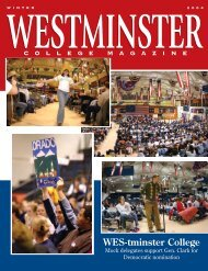 Download This PDF! - Westminster College