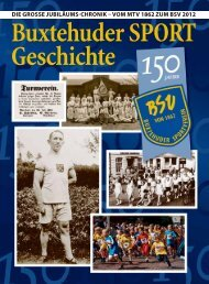 150 Jahre - Buxtehuder SV