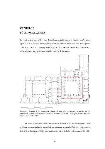 CAPÍTULO 6 BÓVEDAS DE ARISTA - Páxinas persoais - USC