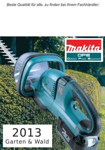 Garten & Wald - Wista Technik