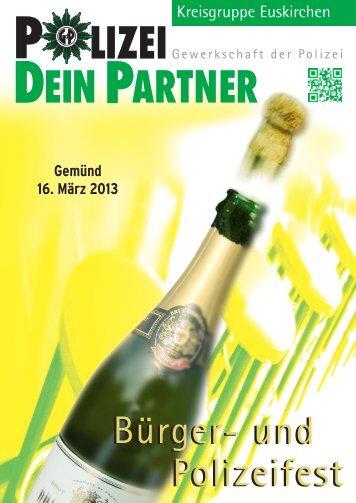 euskirchen 2013 - bei Polizeifeste.de
