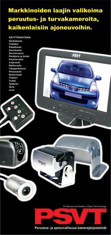 PSVT- tuotevalikoimasta - One-Pro