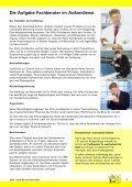 Junior-Fachberater im Außendienst - Witty Chemie GmbH & Co. KG - Seite 6