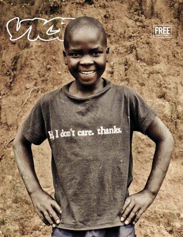 VOLUME 18 NUMBER 6 - Vice
