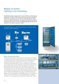 das Schaltschranksystem Logamatic 4411 - Buderus - Page 4