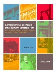 Economic Development Stategic Plan - St. Clair County