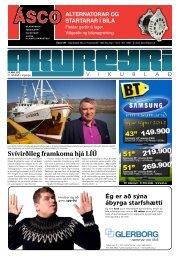 21. tölublað, 2. árgangur – 31. maí 2012 - Akureyri Vikublað