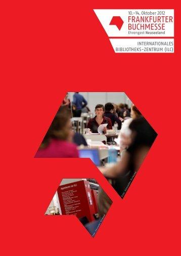 Jetzt anmelden - Frankfurter Buchmesse