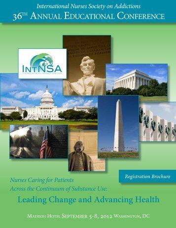 Leading Change and Advancing Health - International Nurses ...